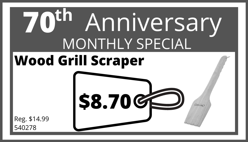 June Monthly Special